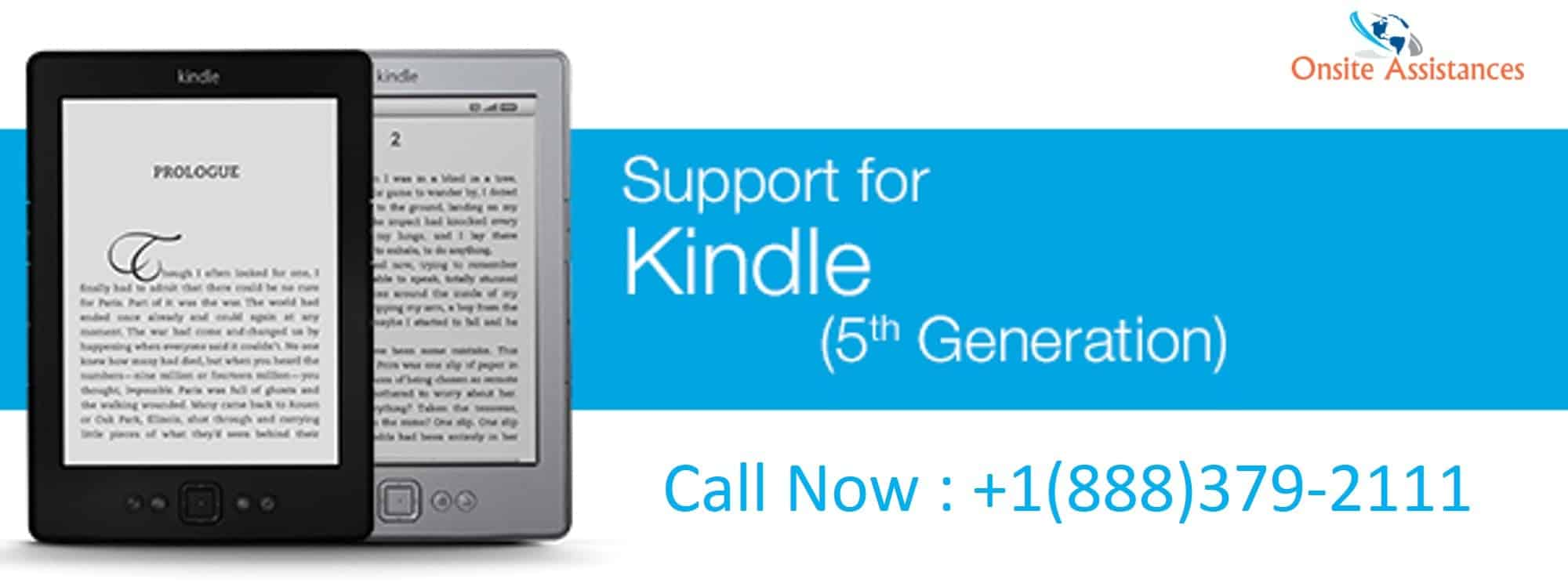 kindle customer support phone number