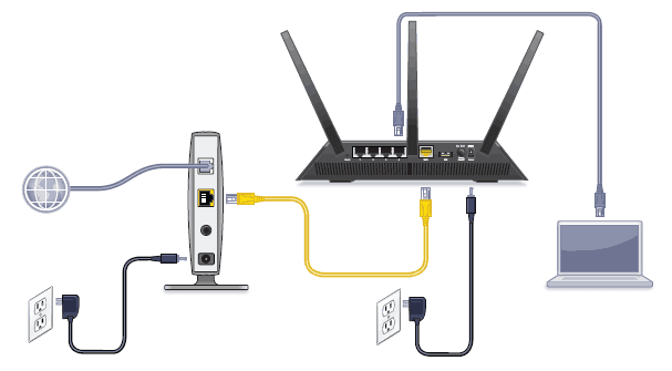 Netgear router technical support