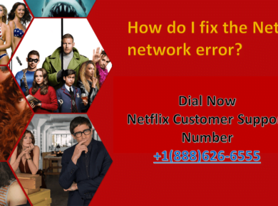 Netflix Customer Support Number min